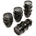 Kowas Anamorphic PL mount lens