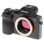 Sony ALPH 7S II camera