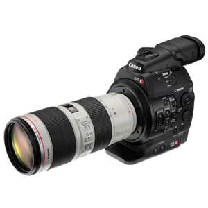 CANON EOS C300 camera